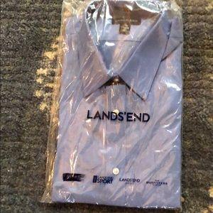 Lands' End Button Down